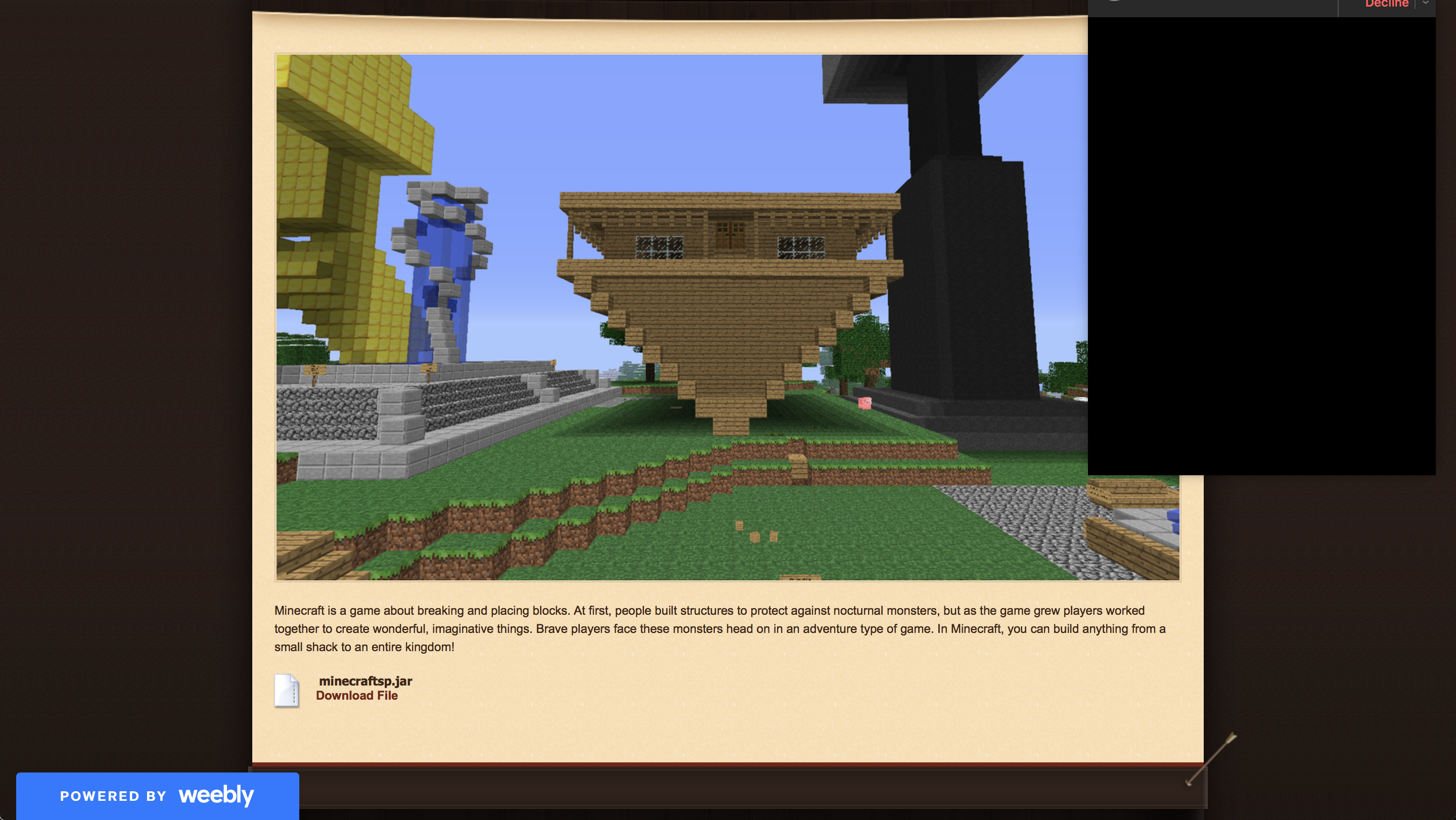 3 Ways Minecraft Unblocked At School Can Be Played Minedit
