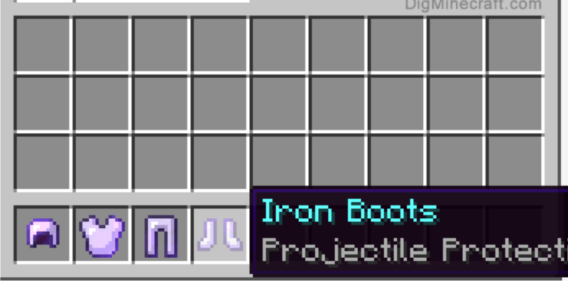 Projectile Protection | Complete Minecraft Enchantment Guide